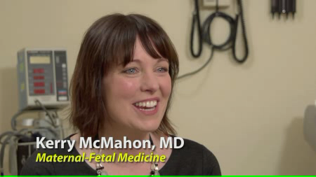 Dr. McMahon talks about her practice
