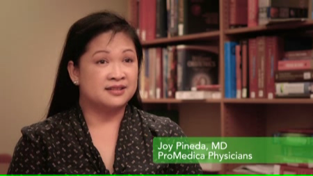 Dr. Pineda talks about her practice