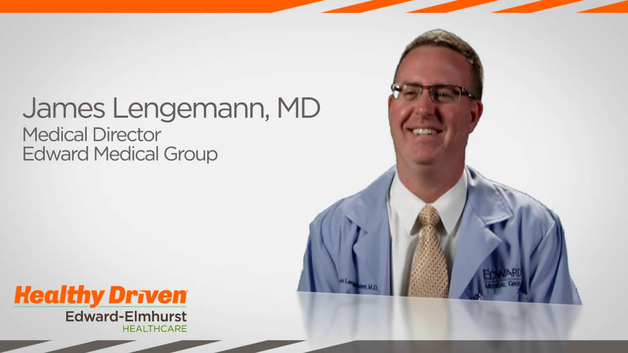 Dr. Lengemann talks about his practice