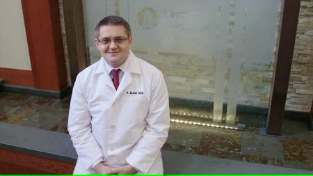 Dr. Elezi talks about his practice