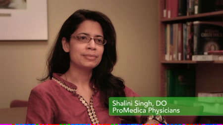 Dr. Singh talks about her practice