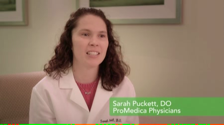Dr. Puckett talks about her practice