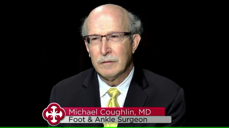 Dr. Coughlin talks about his practice