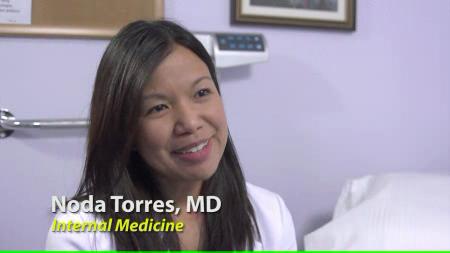 Dr. Torres talks about her practice