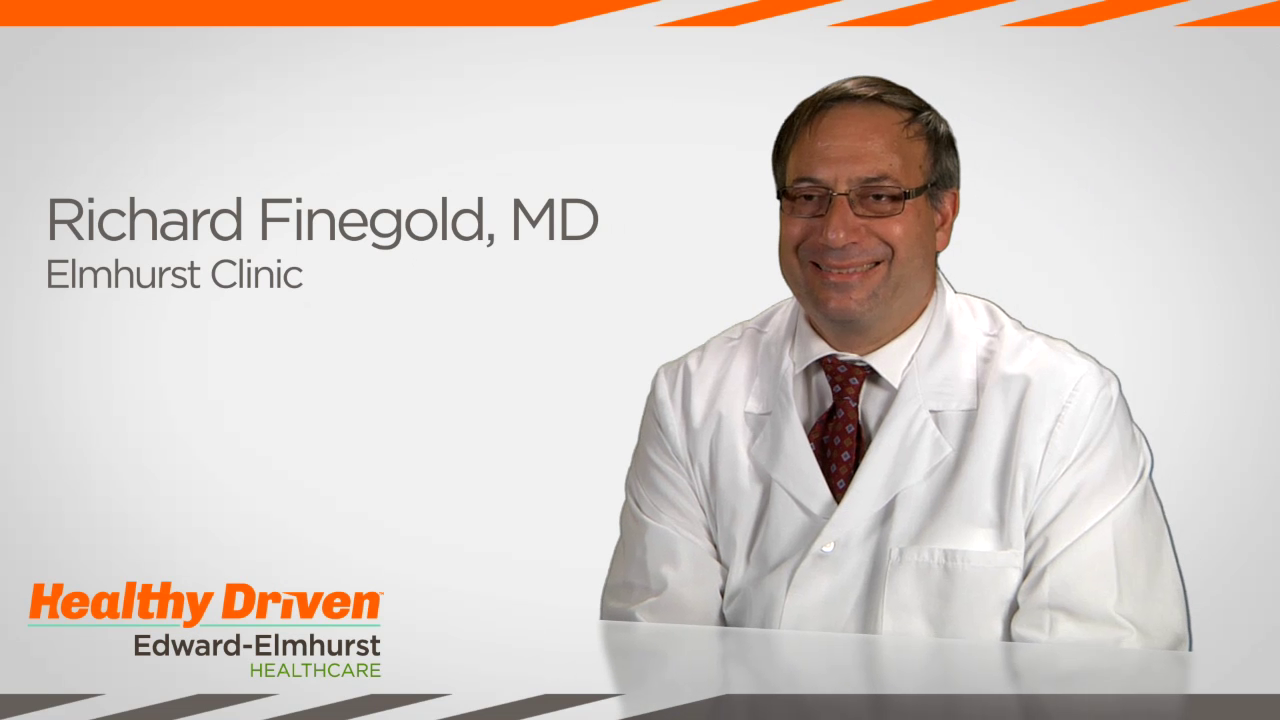 Dr. Finegold talks about his practice