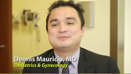 Dr. Mauricio talks about his practice