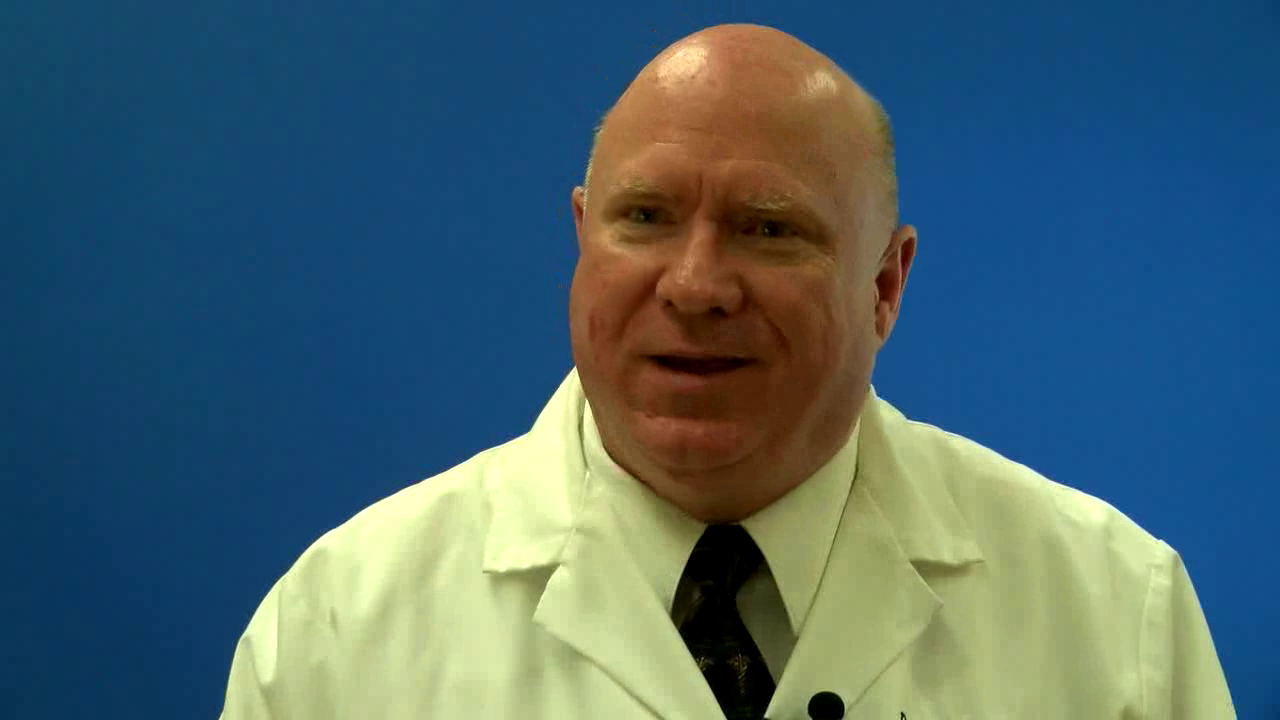 Dr. Pulsipher talks about his practice