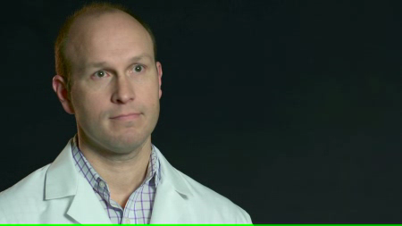 Dr. Martin talks about his practice