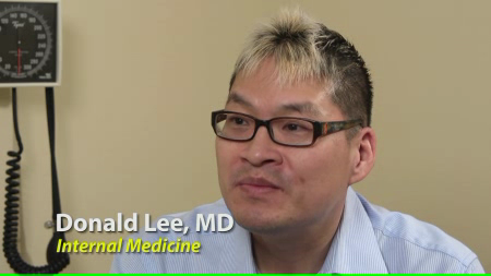 Dr. Lee talks about his practice
