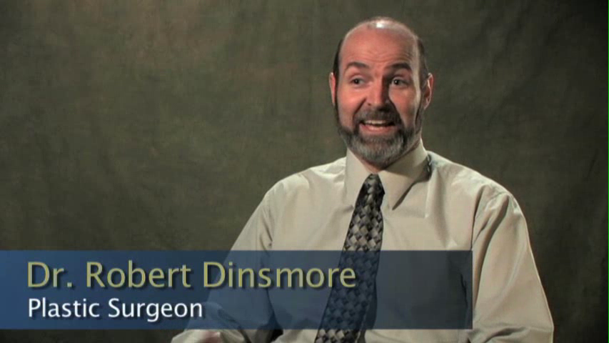 Dr. Dinsmore talks about his practice