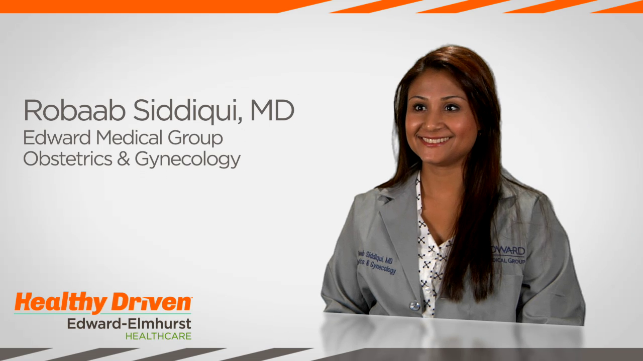 Dr. Siddiqui talks about her practice