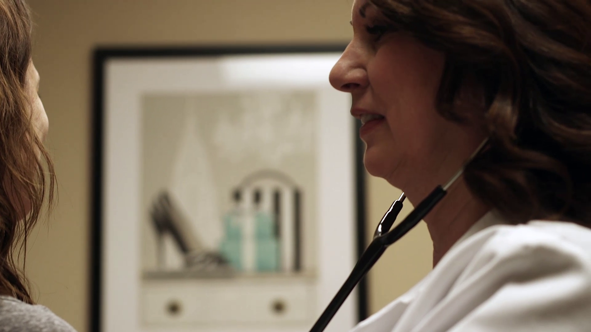 Dr. Babb talks about her practice