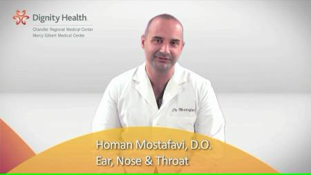 Dr. Mostafavi talks about his practice