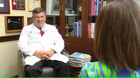Dr. Goforth talks about his practice