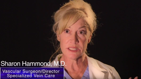 Dr. Hammond talks about her practice