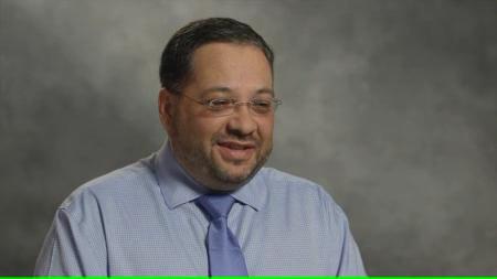 Dr. Utreras talks about his practice