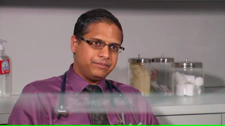Dr. Naik talks about his practice