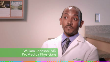 Dr. Johnson IV talks about his practice