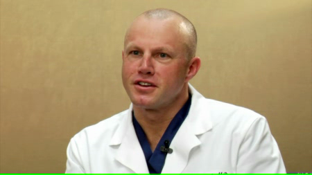 Dr. Affleck talks about his practice