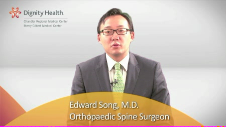 Dr. Song talks about his practice
