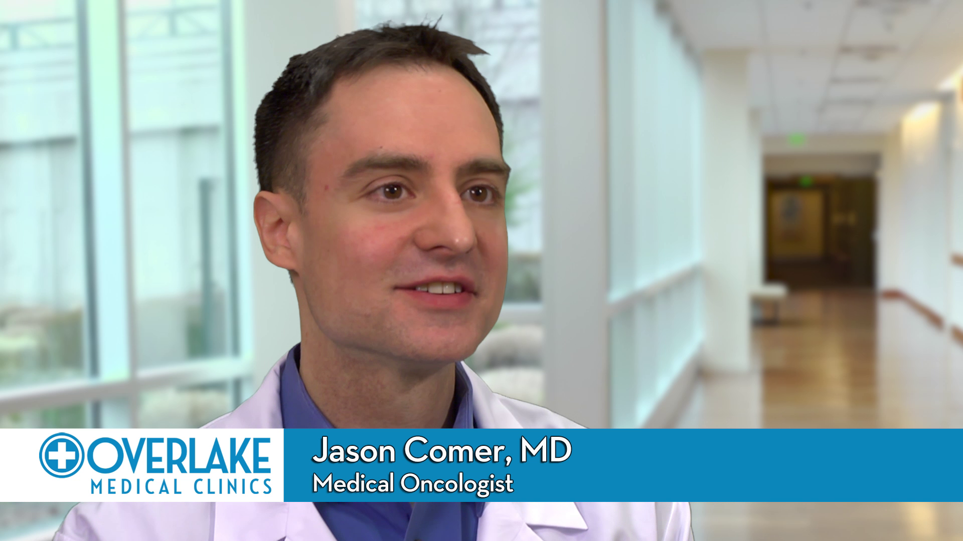 Dr. Comer talks about his practice