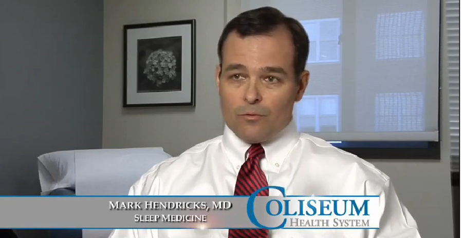 Dr. Hendricks talks about his practice
