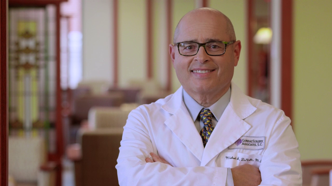 Dr. Davalle talks about his practice