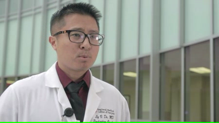 Dr. Do talks about his practice