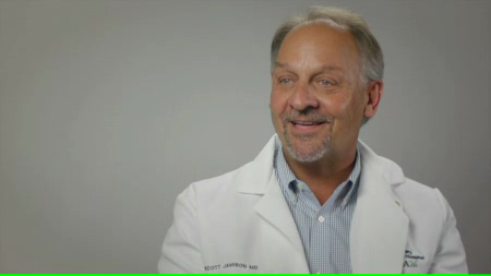 Dr. Jamison talks about his practice