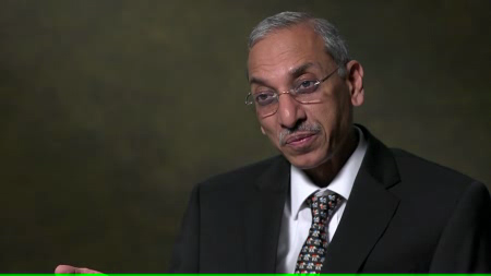 Dr. Rao talks about his practice
