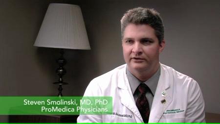 Dr. Smolinski talks about his practice