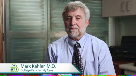 Dr. Kahler talks about his practice