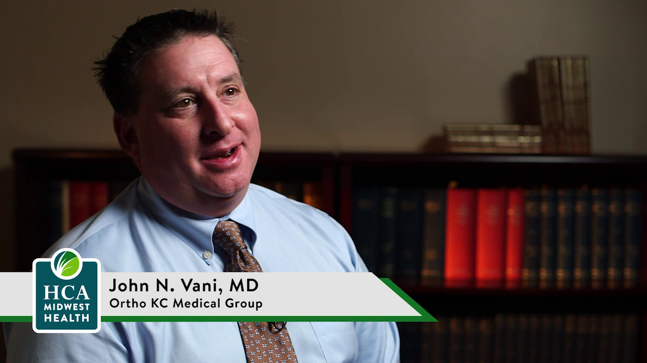 Dr. Vani talks about his practice