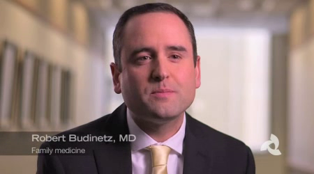 Dr. Budinetz talks about his practice