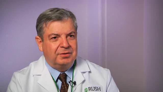 Dr. Warren talks about his practice