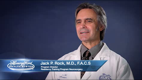 Dr. Rock talks about his practice