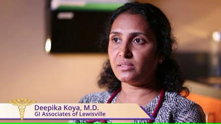 Dr. Koya talks about her practice