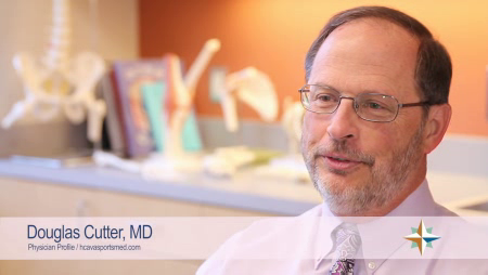 Dr. Cutter talks about his practice