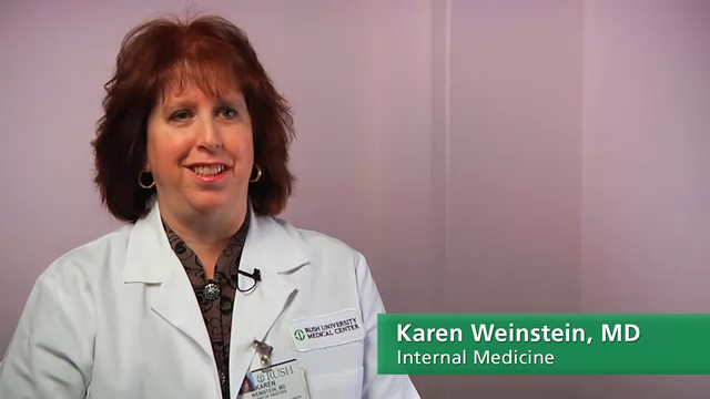 Dr. Weinstein talks about her practice