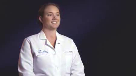 Dr. Dolan talks about her practice