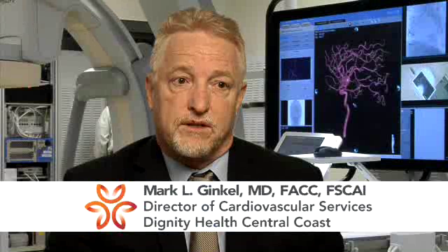 Dr. Ginkel talks about his practice