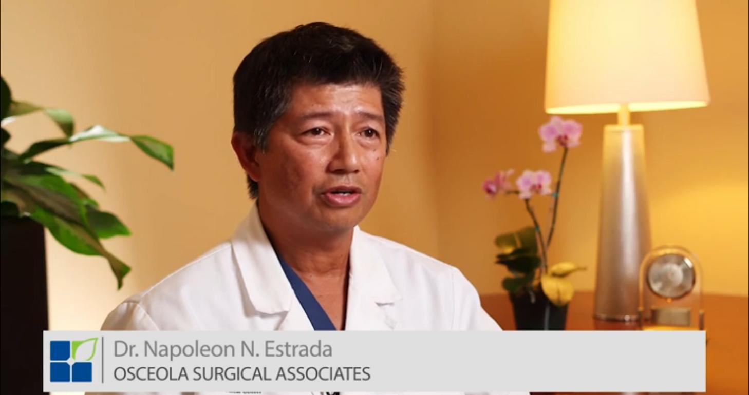 Dr. Estrada talks about his practice