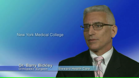 Dr. Bickley talks about his practice
