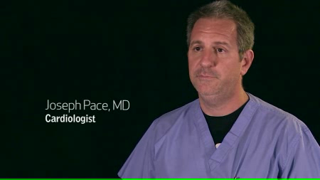 Dr. Pace talks about his practice