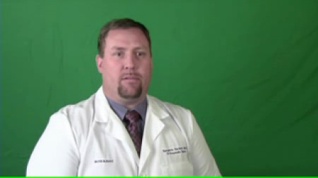 Dr. Hackett talks about his practice