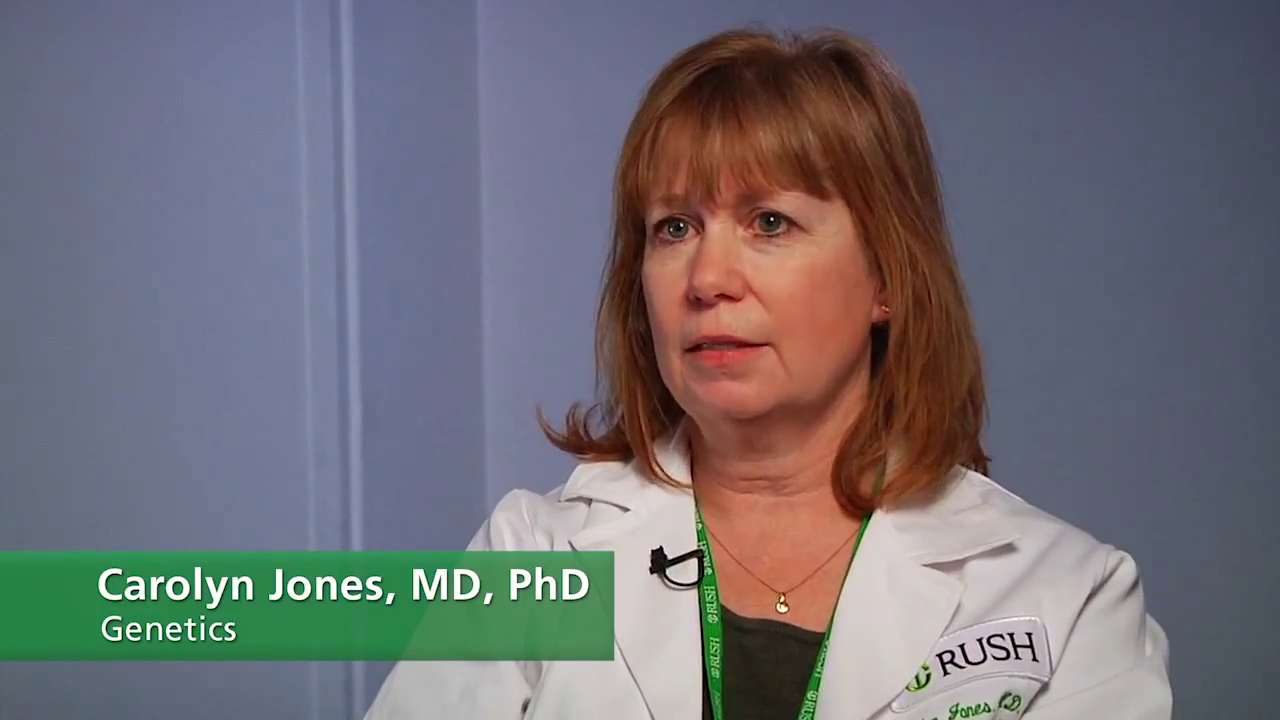 Dr. Jones talks about her practice