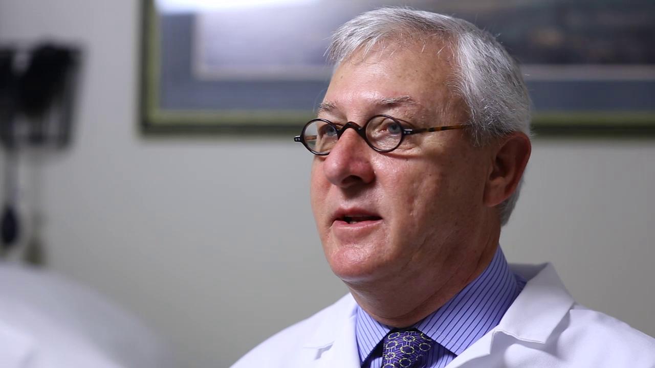 Dr. Selmon talks about his practice