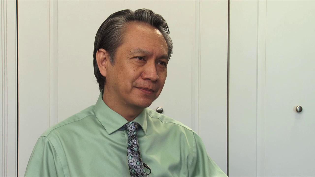 Dr. Concepcion talks about his practice
