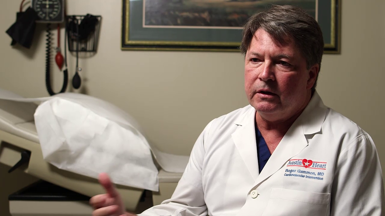 Dr. Gammon talks about his practice