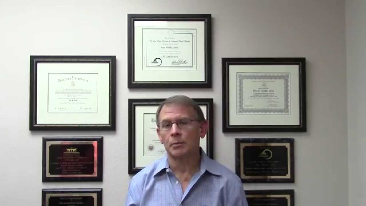 Dr. Nathe talks about his practice